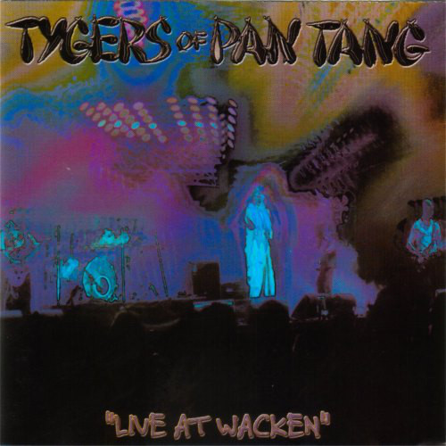 Tygers Of Pan Tang - Live At Wacken - 2001
