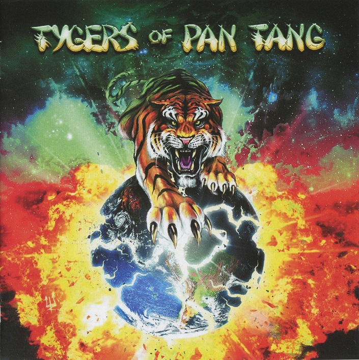 Tygers Of Pan Tang - Tygers Of Pan Tang - 2016