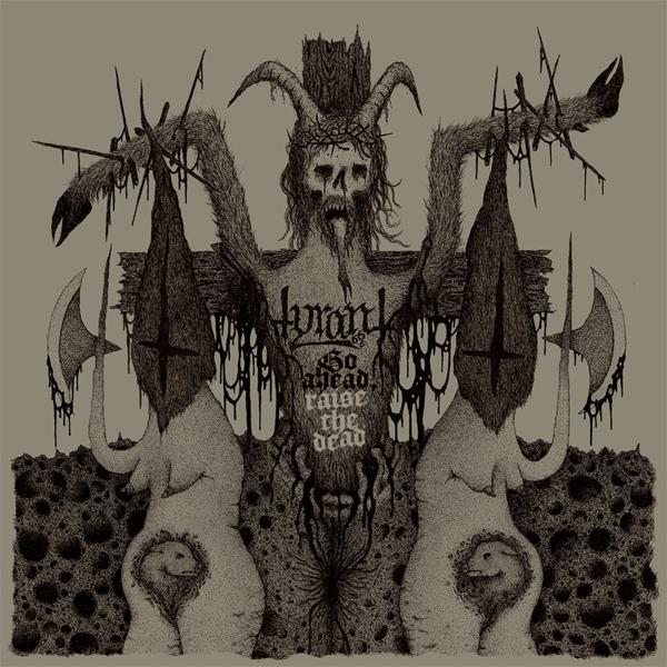 Tyrant - Go Ahead, Raise The Dead Split 12'' Alehammer 2009