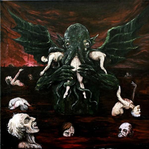 Unaussprechlichen Kulten - Lucifer Poseidon Cthulhu - 2013