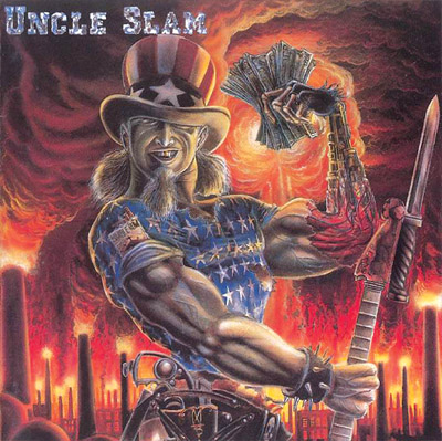 Uncle Slam - Say Uncle - 1988