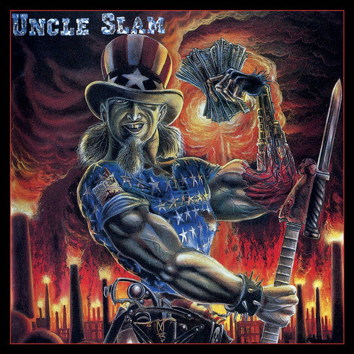 Uncle Slam - Say Uncle - 1988