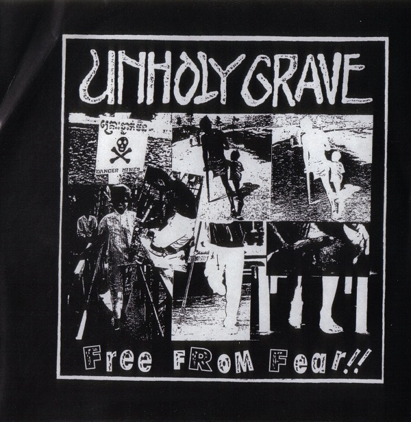 Unholy Grave, Violent Headache - Recordando A Un Bosque / Free From Fear!! - 2000