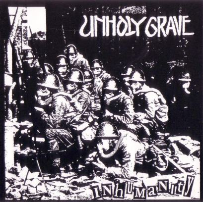 Unholy Grave - Inhumanity - 1996
