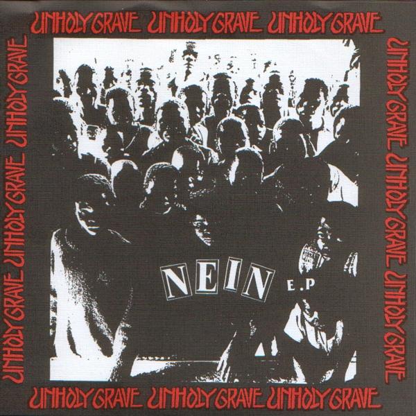 Unholy Grave - Nein E.P - 1998