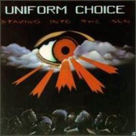 Uniform Choice - Staring Into The Sun - 1988