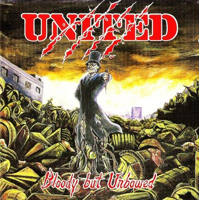 United - Bloody But Unbowed 1990