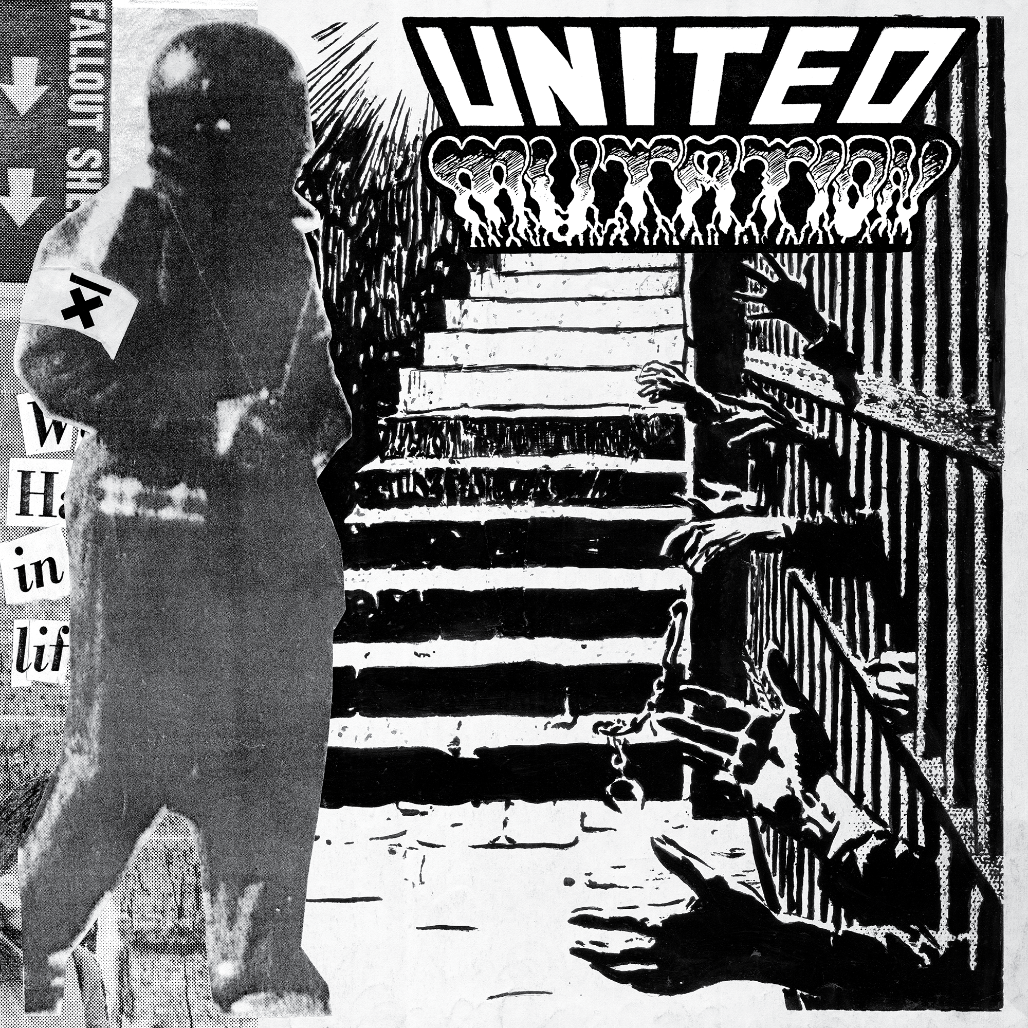 United Mutation - Dark Self Image - 1982/1983