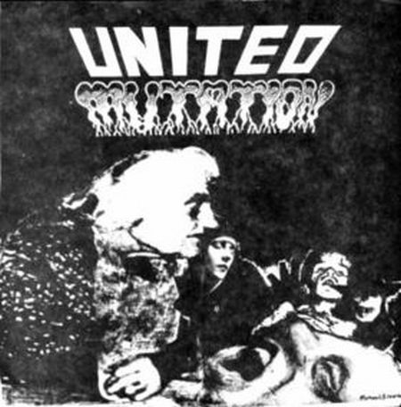 United Mutation - Fugitive Family / Rainbow Person - 1983/1985