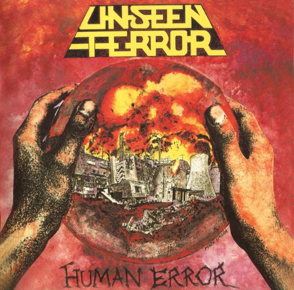 Unseen Terror - Human Error - 1987