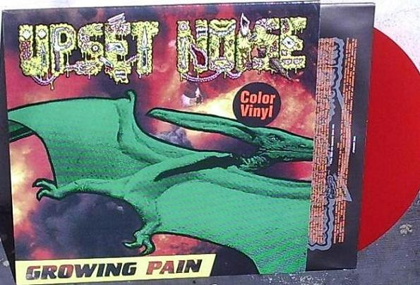 Upset Noise - Growing Pain - 1989