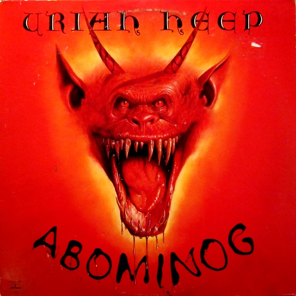 Uriah Heep - Abominog - 1982