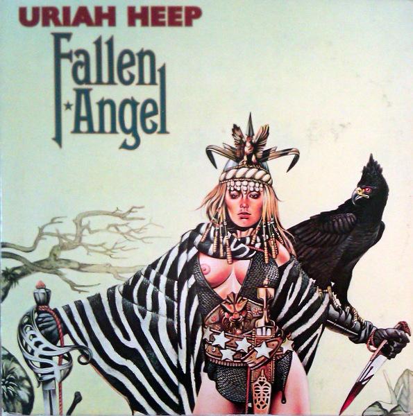 Uriah Heep - Fallen Angel - 1978
