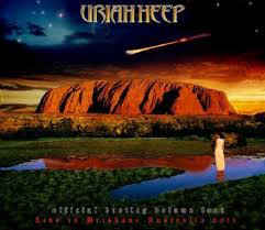 Uriah Heep - Official Bootleg Volume Four - Live In Brisbane Australia 2011 - 2011
