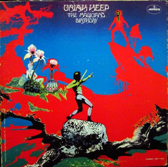 Uriah Heep - The Magician's Birthday - 1972