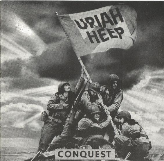 Uriah Heep - Conquest - 1980