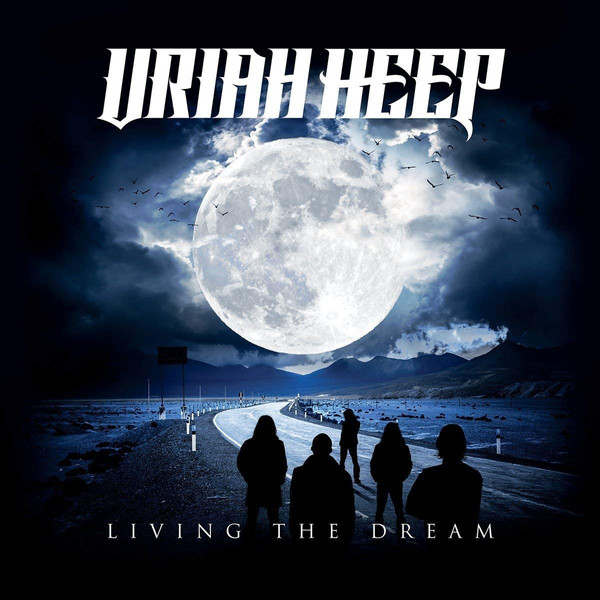 Uriah Heep - Living The Dream - 2018
