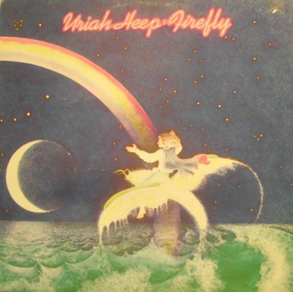 Uriah Heep - Firefly - 1977