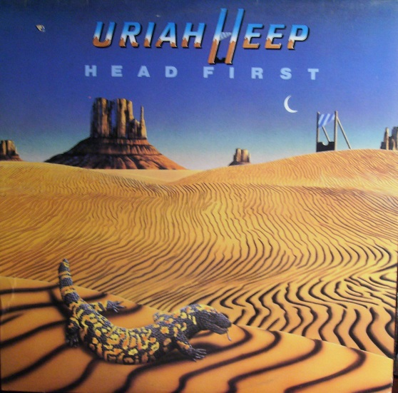 Uriah Heep - Head First - 1983