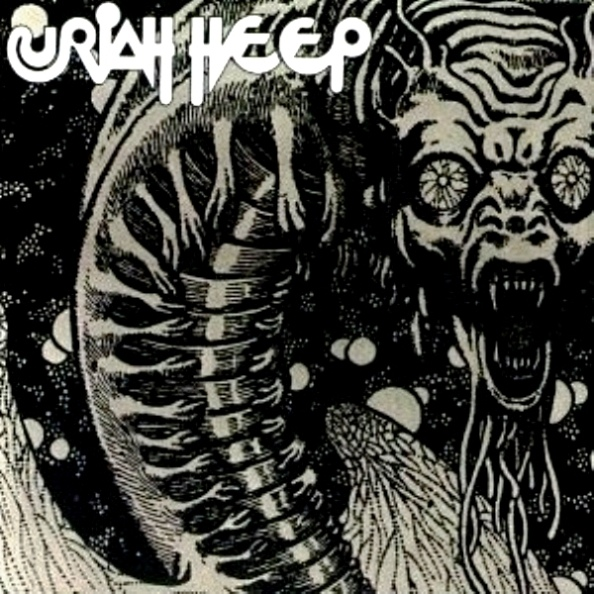 Uriah Heep - Uriah Heep - 1970