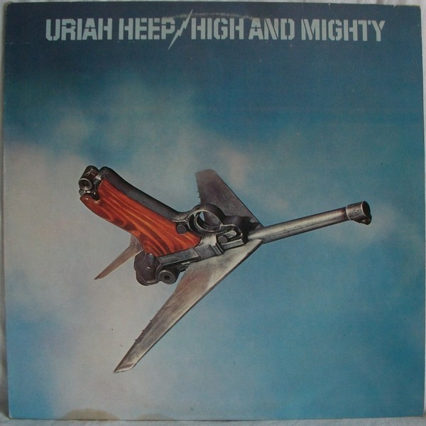Uriah Heep - High And Mighty - 1976