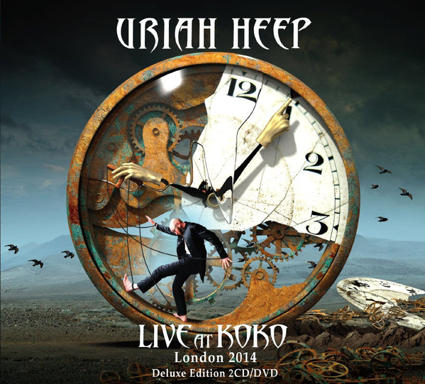 Uriah Heep - Live At Koko - 2015