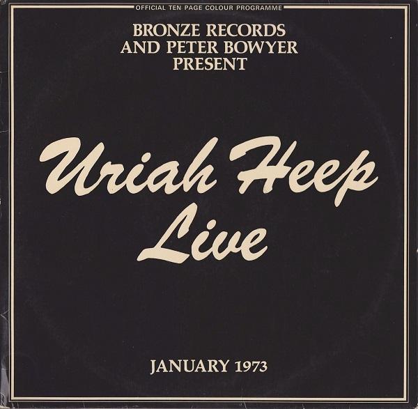 Uriah Heep - Uriah Heep Live - 1973