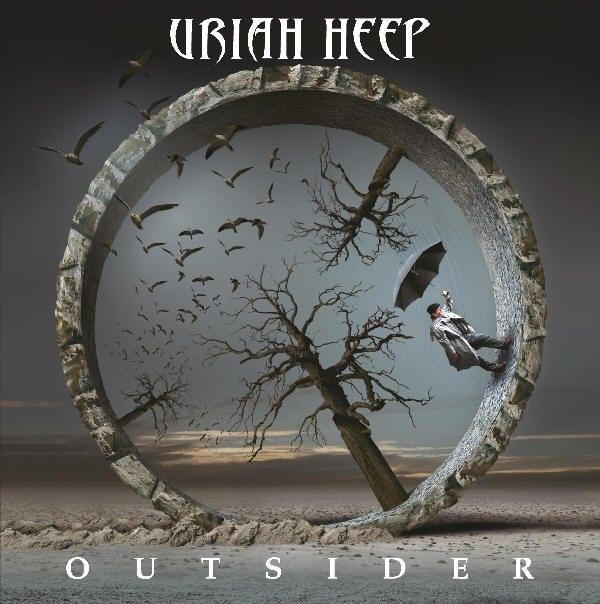 Uriah Heep - Outsider - 2014