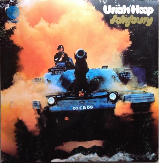 Uriah Heep - Salisbury - 1971