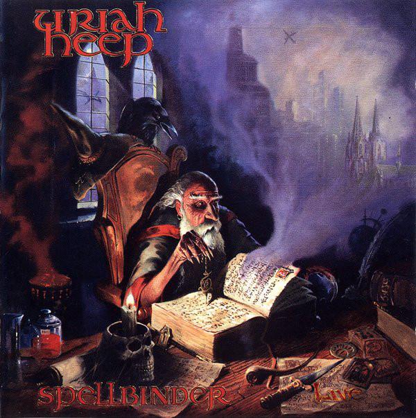 Uriah Heep - Spellbinder - 1996