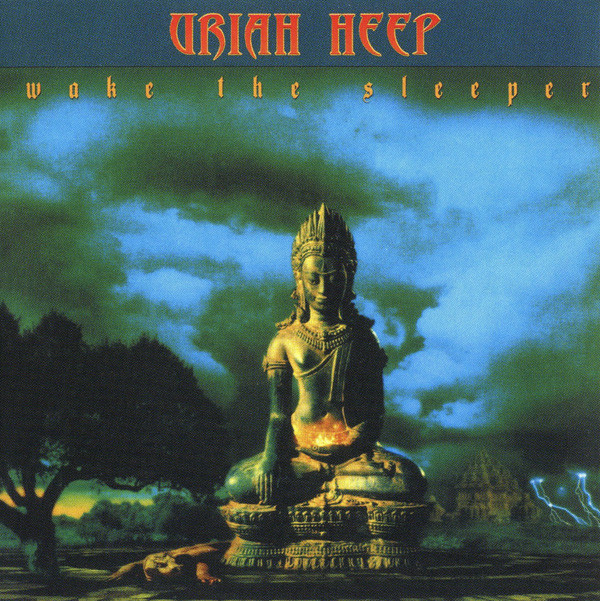 Uriah Heep - Wake The Sleeper - 2008