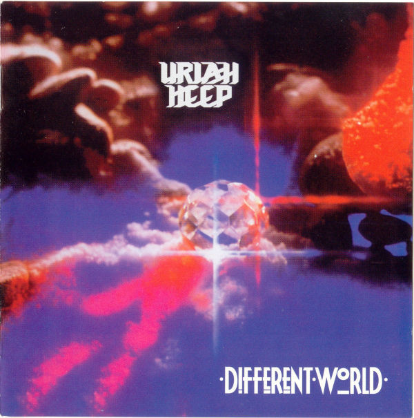 Uriah Heep - Different World - 1991