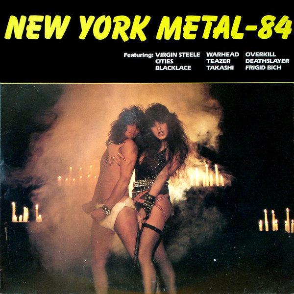 Various - New York Metal-84 - 1984