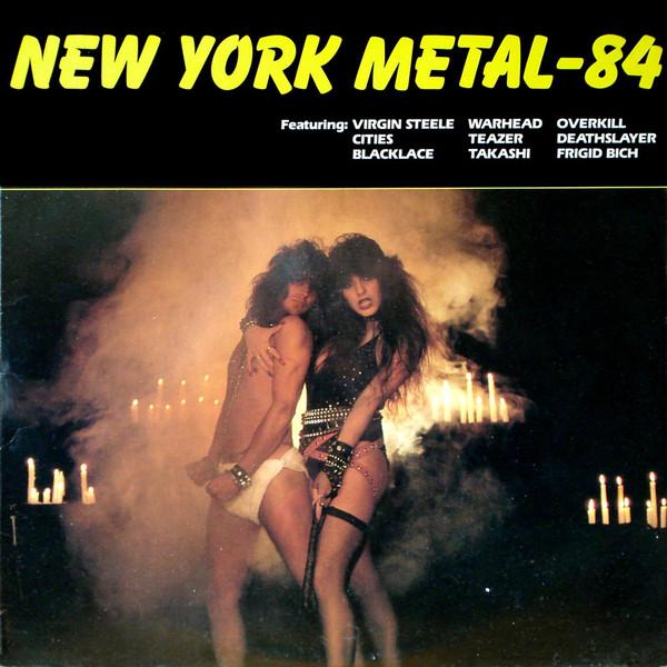 Various - New York Metal-84 - 1984