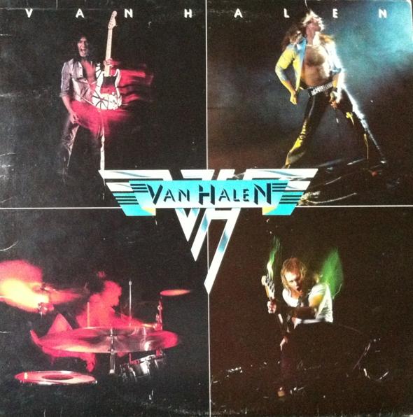 Van Halen - Van Halen - 1978