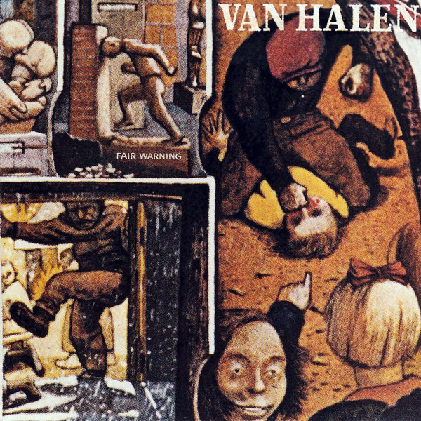 Van Halen - Fair Warning - 1981