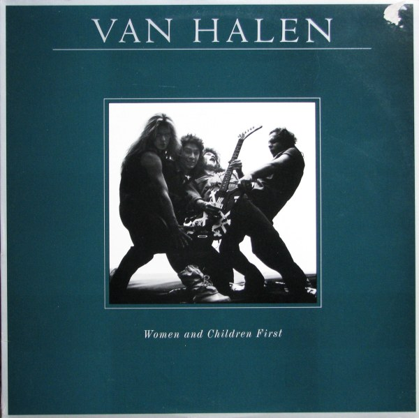 Van Halen - Women And Children First - 1980