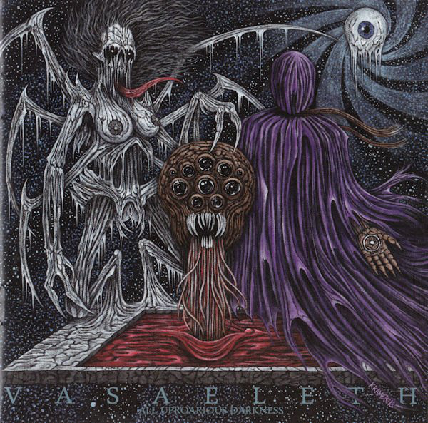 Vasaeleth - All Uproarious Darkness - 2013