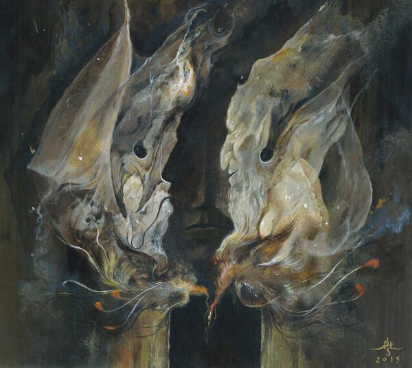 VASSAFOR - Malediction - 2017