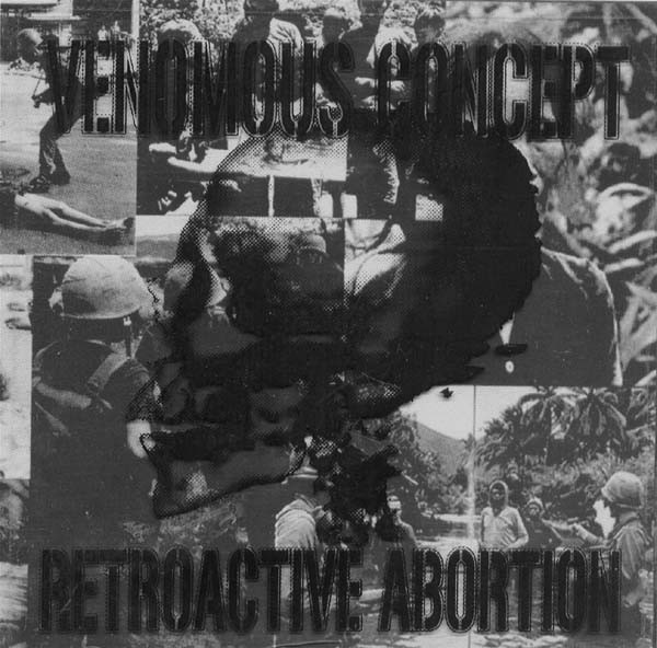Venomous Concept - Retroactive Abortion - 2004