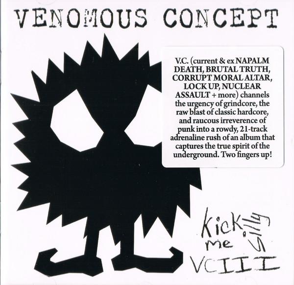 Venomous Concept - Kick Me Silly VCIII - 2016