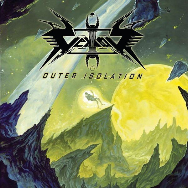 Vektor - Outer Isolation - 2011