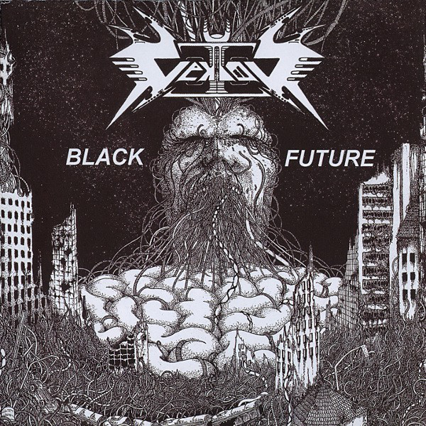 Vektor - Black Future - 2009