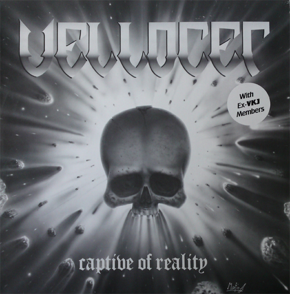 Vellocet - Captive Of Reality - 1987