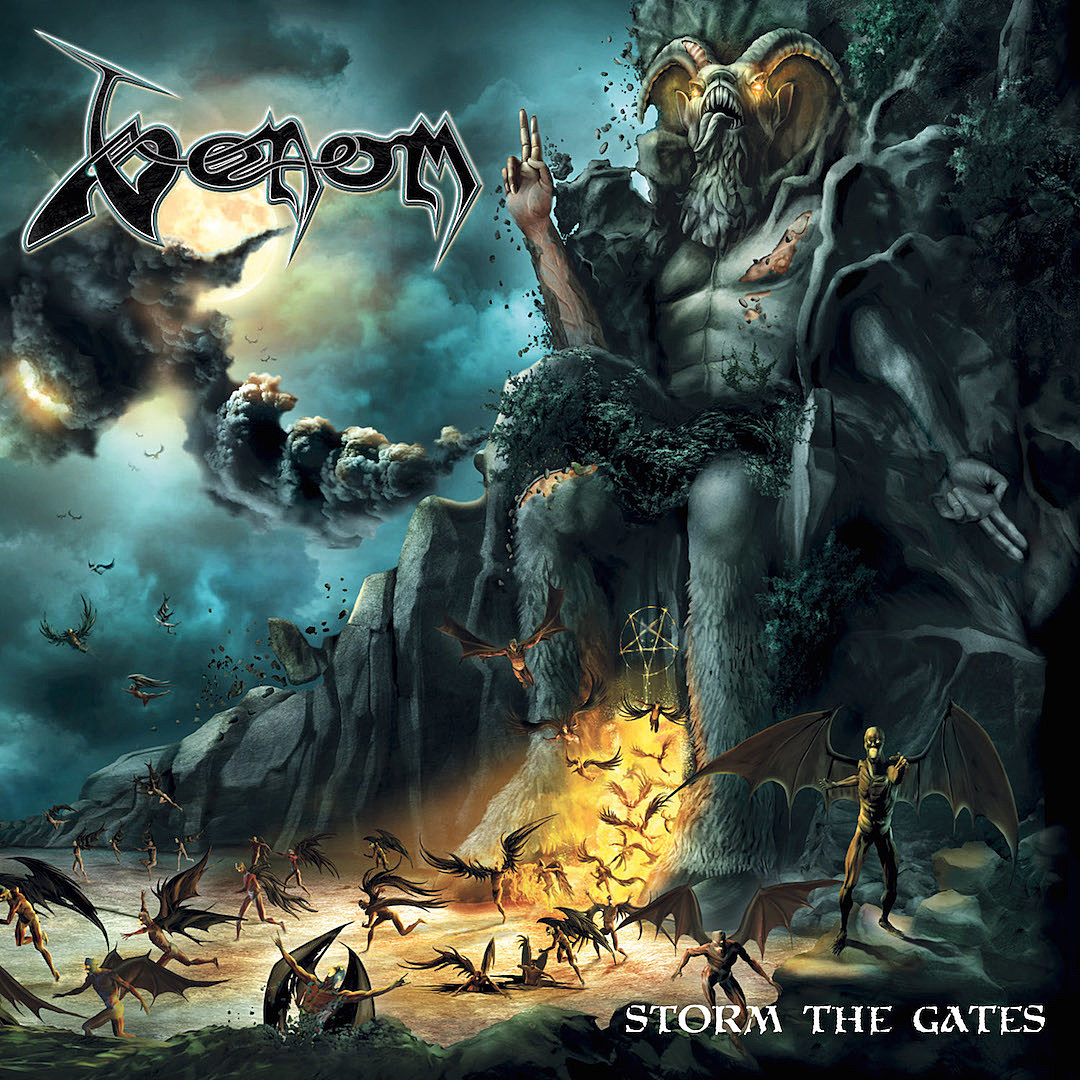 Venom - Storm The Gates - 2018
