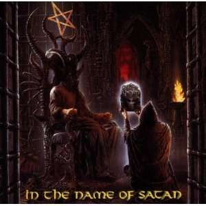 Various - In The Name Of Satan - 1994