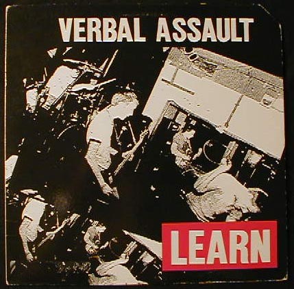 Verbal Assault - Learn - 1986