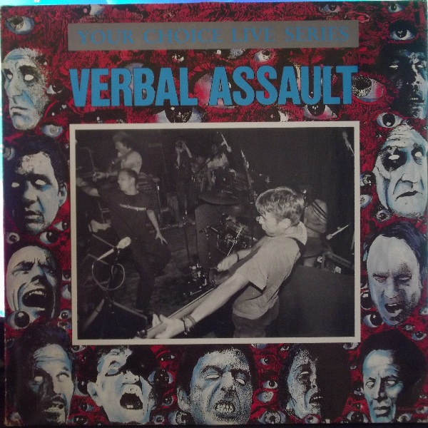 Verbal Assault - Your Choice Live Series 004 1990