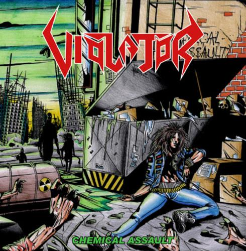 Violator - Chemical Assault 2006