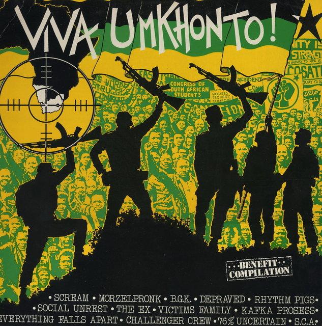 Various - Viva Umkhonto! - 1987